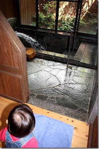 古賀市にある薬王寺温泉 家族風呂