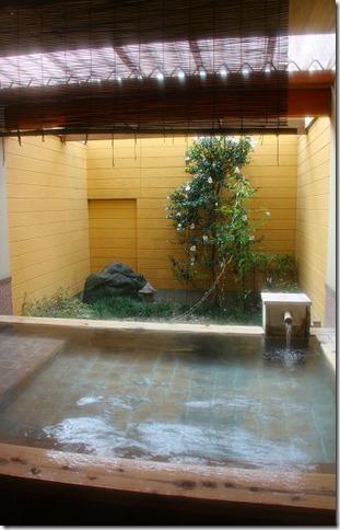 湯の坂久留米 家族風呂
