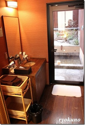 ベイサイドプレイス博多 波葉の湯の家族風呂の部屋