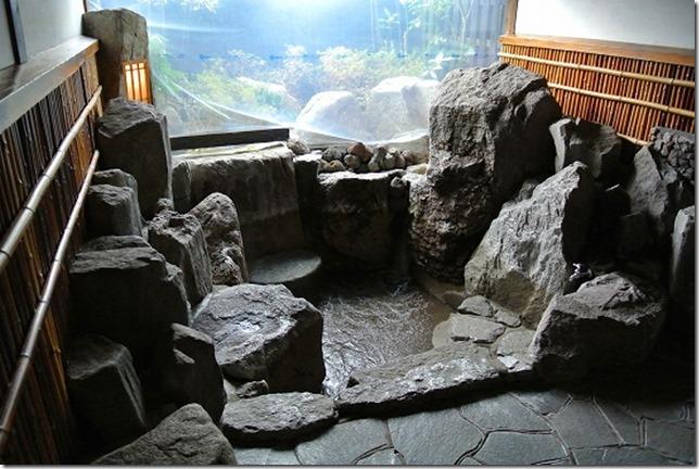 野田温泉 家族風呂