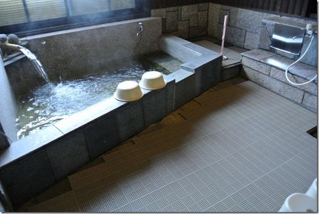 湯の森くす 家族風呂