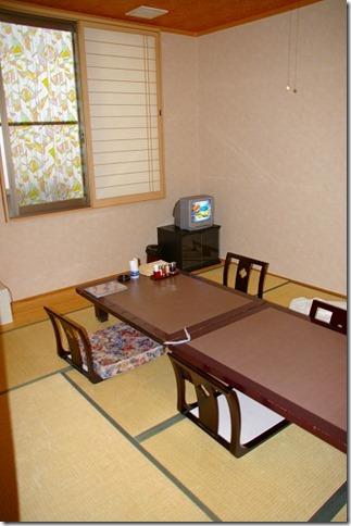 花立山温泉家族風呂 部屋