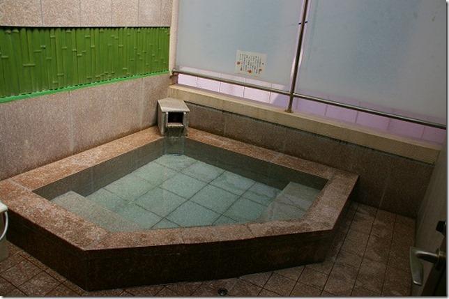 花立山温泉家族風呂