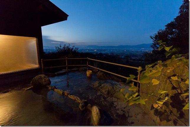みのう山荘 露天付き家族風呂