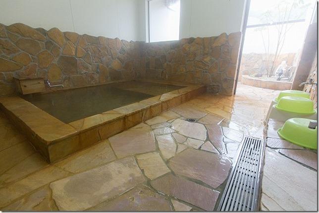 杷木の風 内風呂