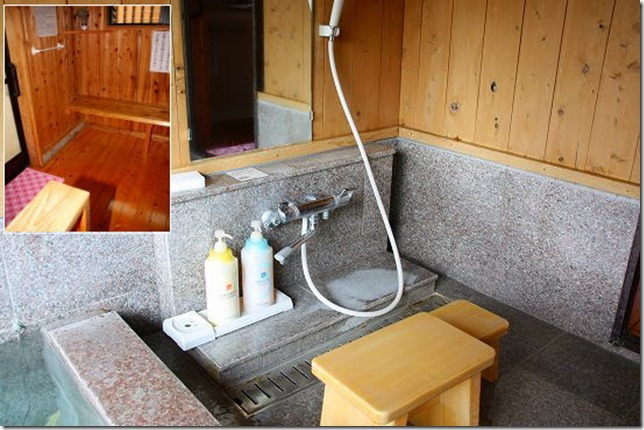 四季彩の湯家族風呂
