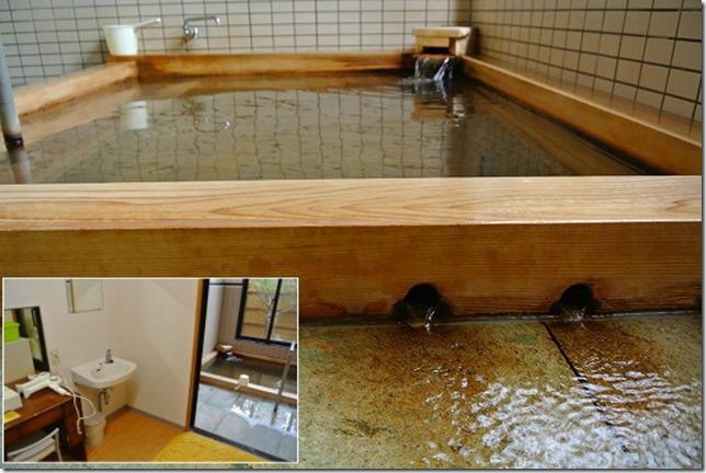 大川昇開橋温泉 家族風呂