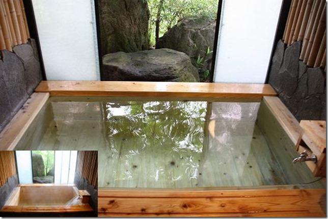 亀山の湯 家族風呂