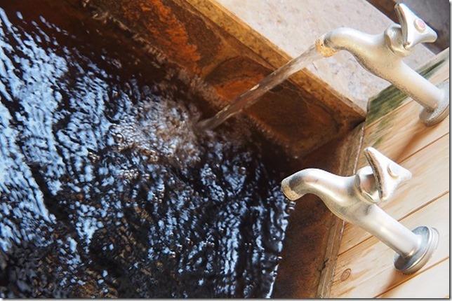 まるた屋温泉 西方の湯 家族風呂
