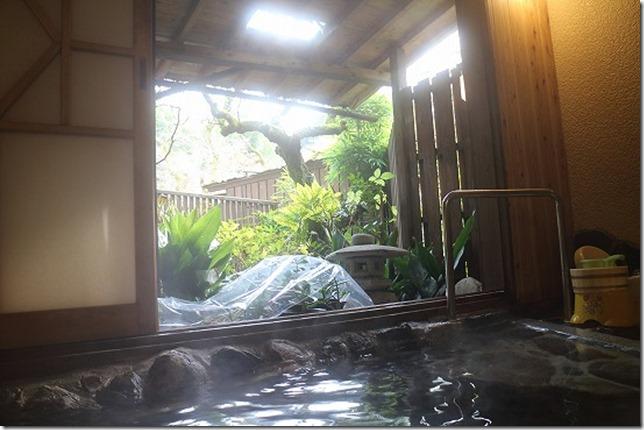 鶴霊泉 家族風呂