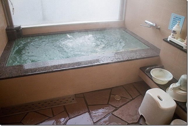 さざ波の湯 家族風呂