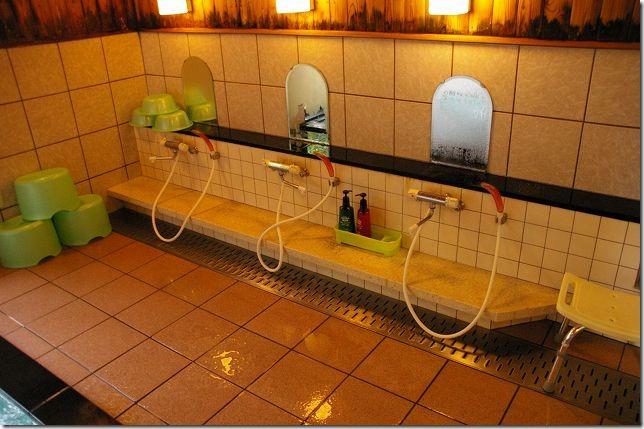ちどりの湯 家族風呂