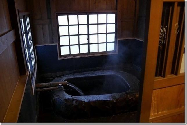 山ぼうし 家族風呂