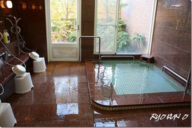 エコスパ佐世保 ひやく年の湯の家族風呂