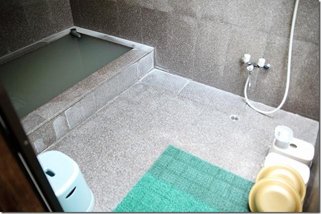 雲仙よか湯の家族風呂
