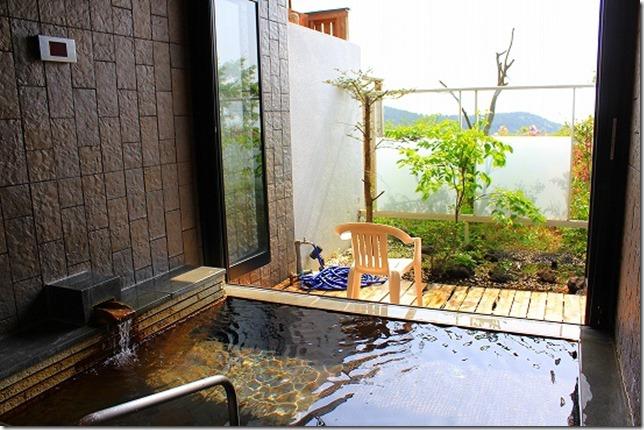 四季の里 旭志の家族風呂